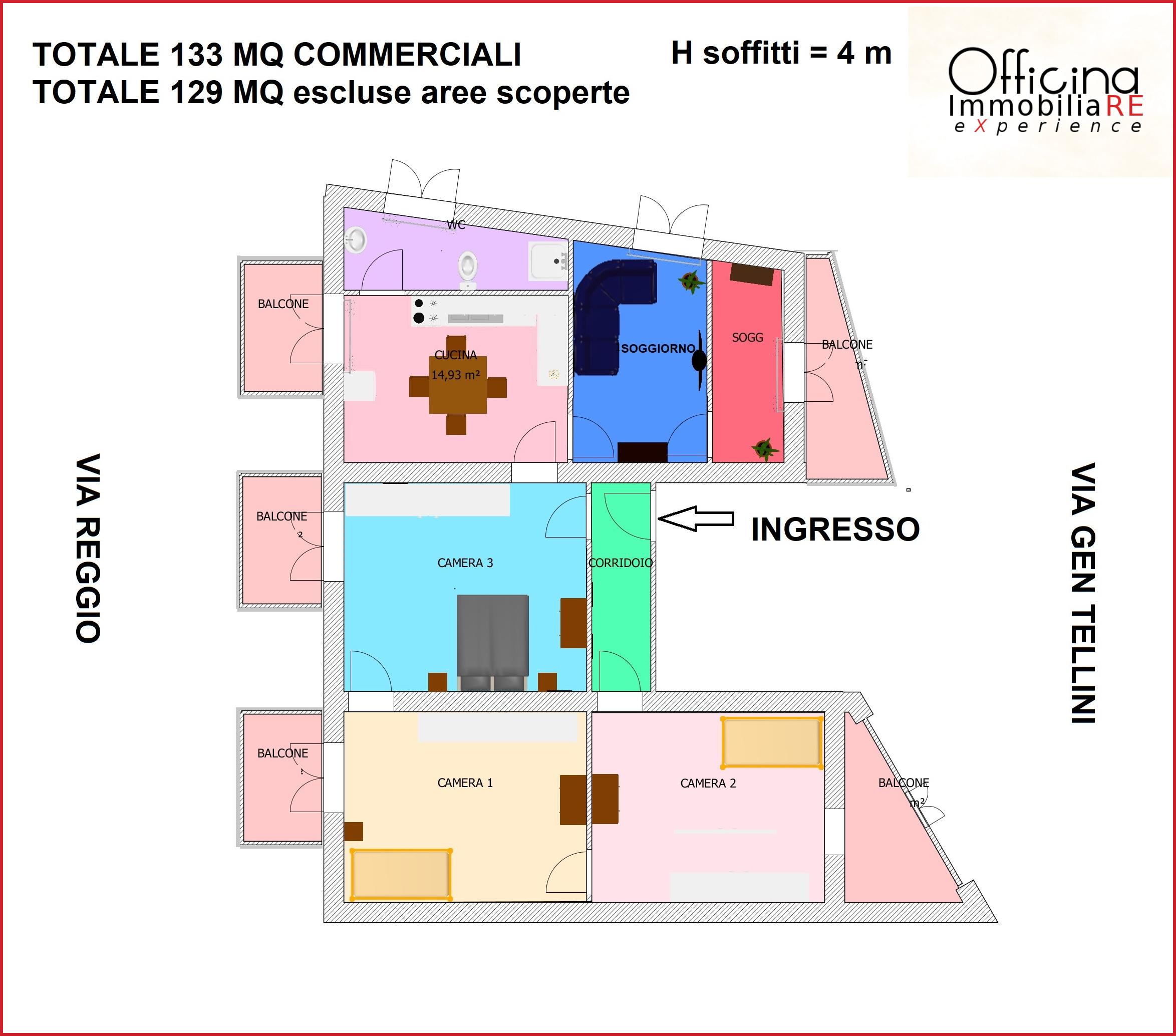 Appartamento Via Tellini Crotone